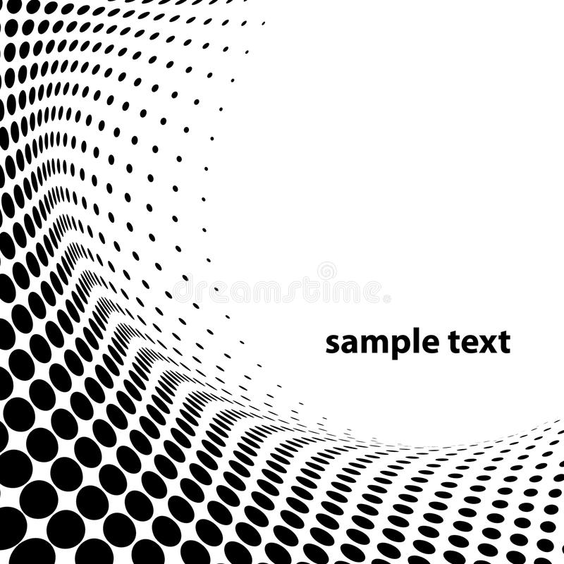 Download Black And White On A White Background Royalty Free Stock Photo - Image: 12172855