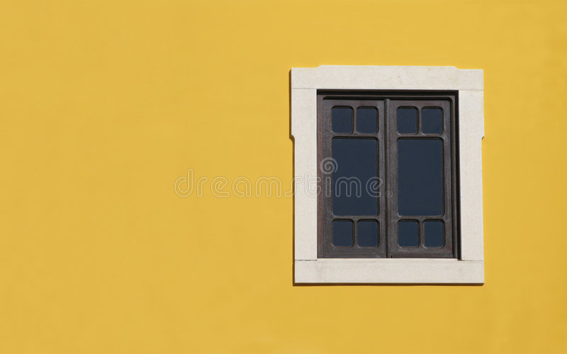 Download The Black Window Royalty Free Stock Images - Image: 2380539