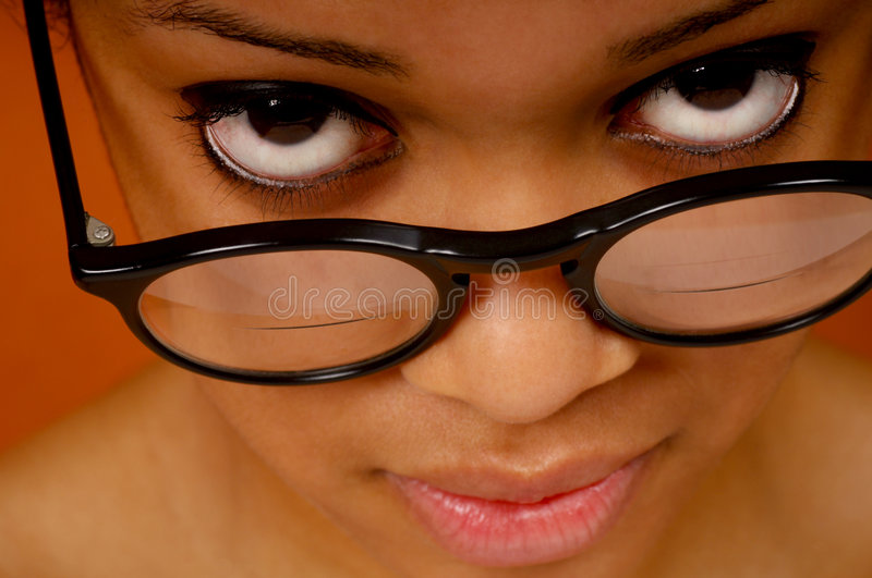 Download Black Woman stock photo. Image of close, sales, friendly - 1015522