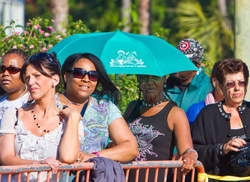 Download Black Woman Using Umbrella As Sunshield Editorial Photo - Image: 21779501