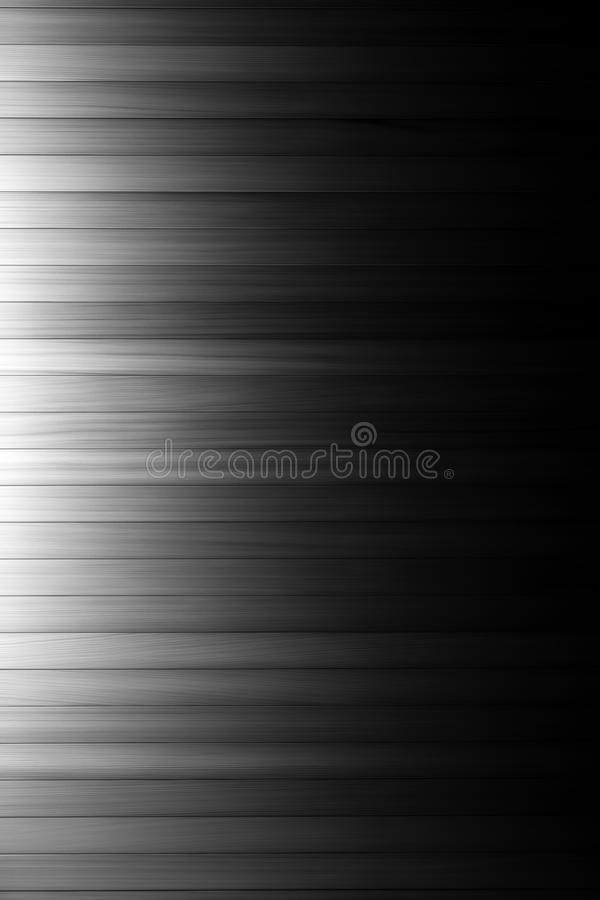 Black Wood Background stock image