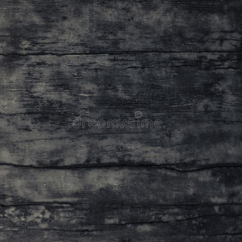 Black Wood planks background or wooden texture royalty free stock photography