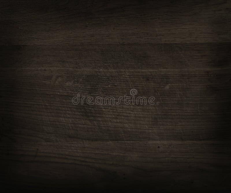 Black wood texture stock photography