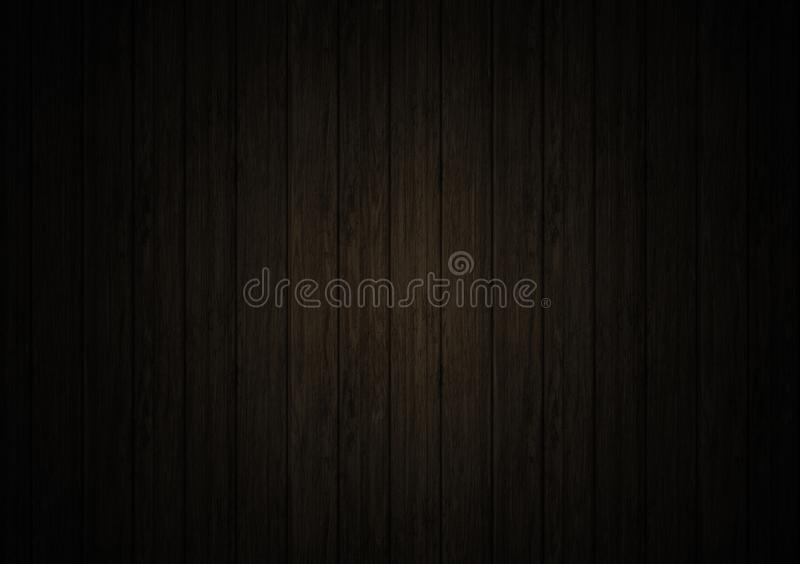 Black wooden textured background wallpaper royalty free stock images