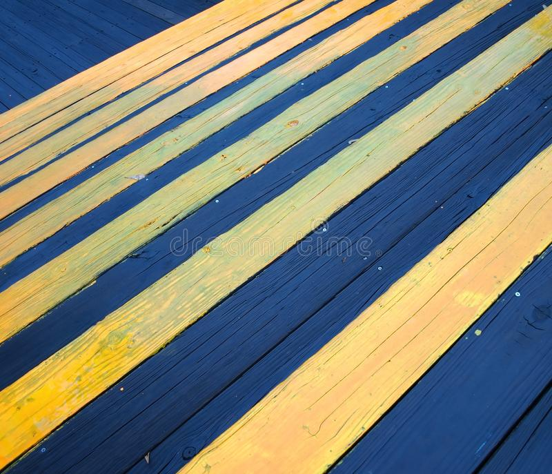 Download Black and Yellow Steps stock photo. Image of planks, yellow - 16433048