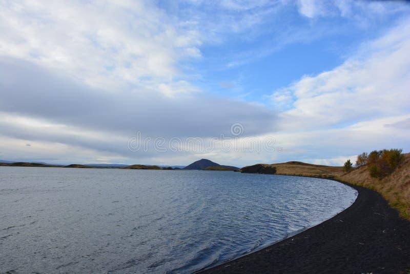 Blackbeach стоковое изображение rf