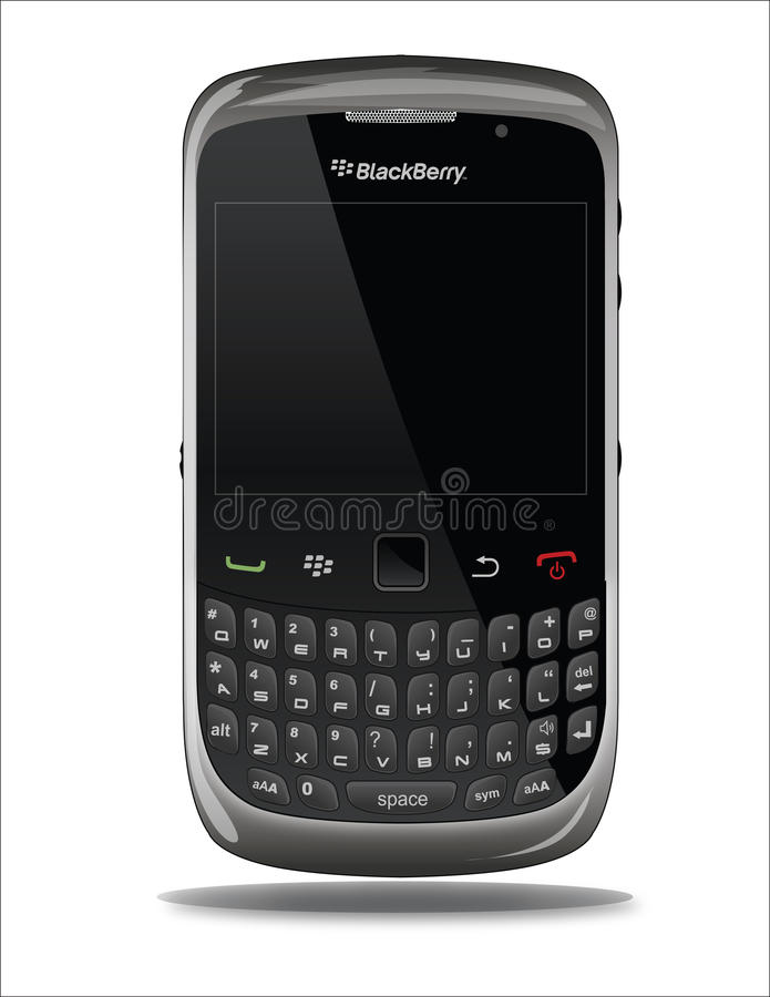 Download Blackberry editorial photography. Image of black, professional - 23220297