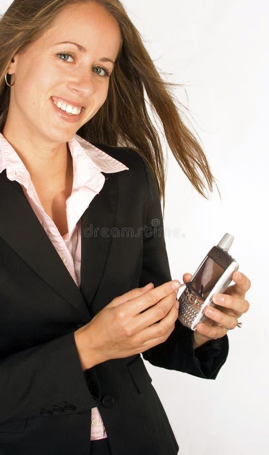 Blackberry / Palm Organizing royalty free stock photos