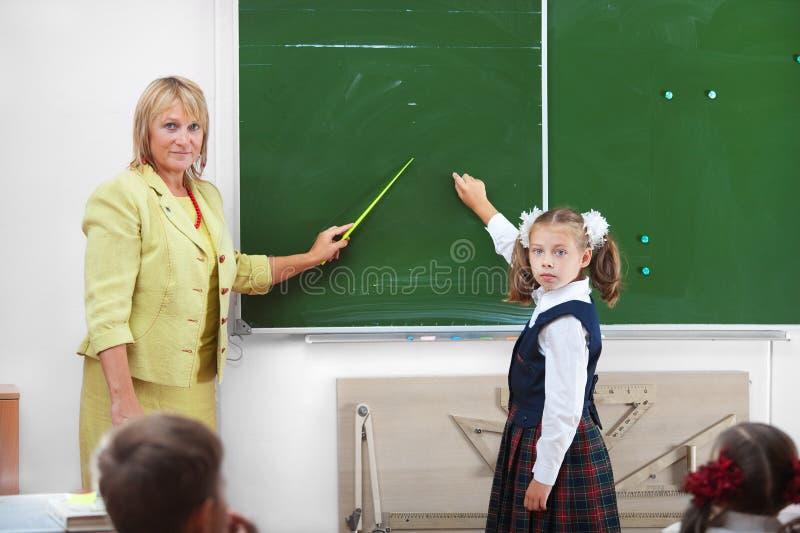 blackboard royaltyfria foton