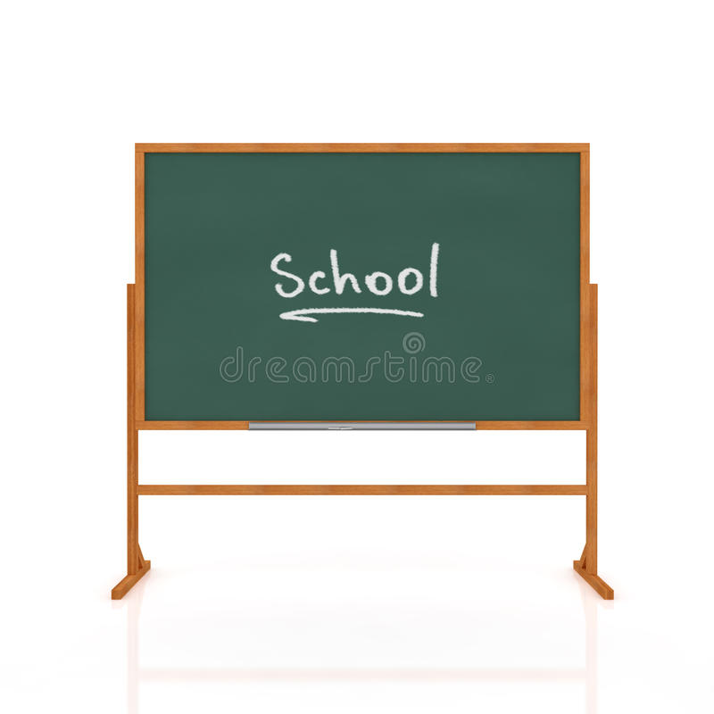Download Blackboard stock photo. Image of illustration, billboard - 20474122