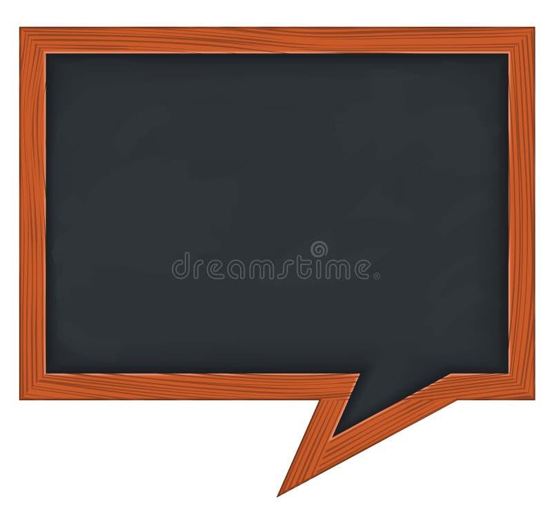 Download Blackboard stock vector. Image of conversation, elementary - 24961438