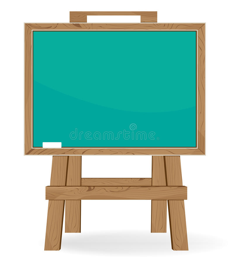 Blackboard royalty ilustracja
