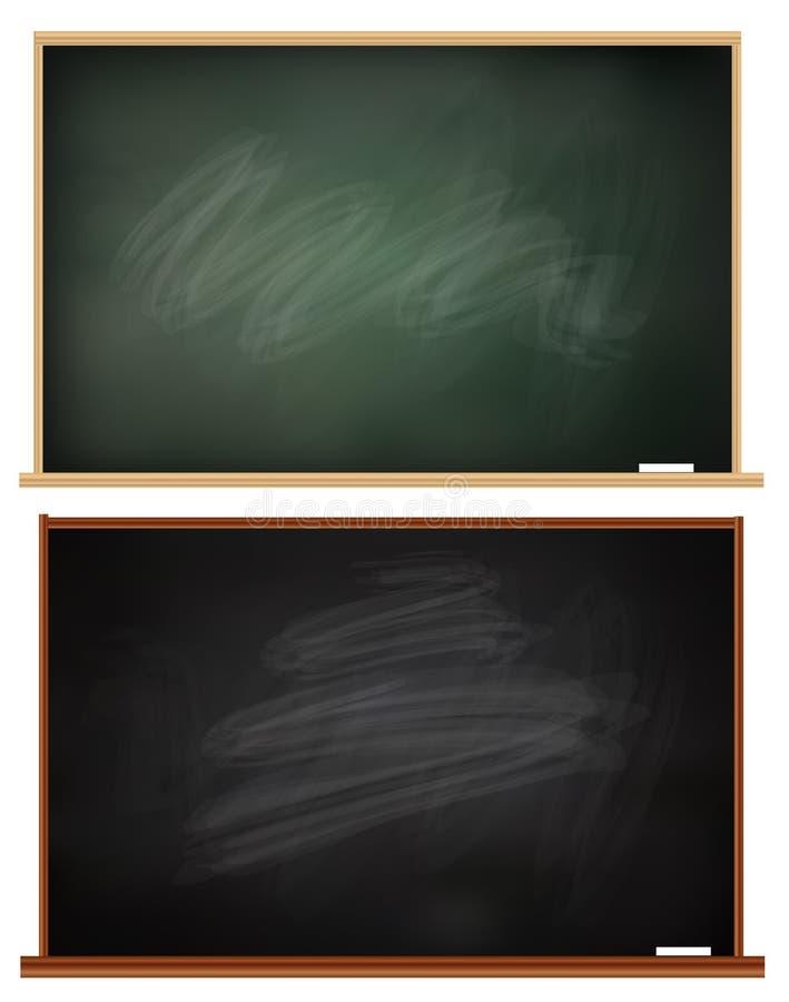 Blackboard royalty free illustration