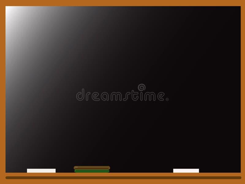 Blackboard. vector illustration