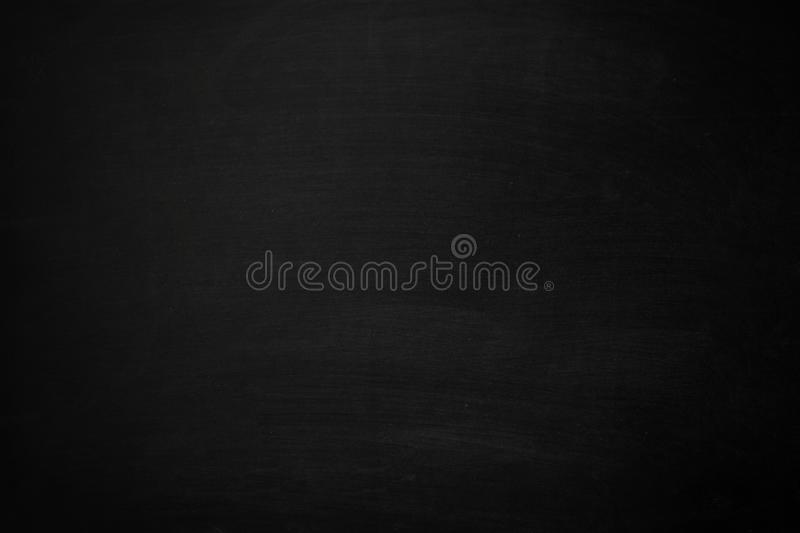 blackboard and chalkboard of classroom wall, black backdrop wallpaper texture background stock images