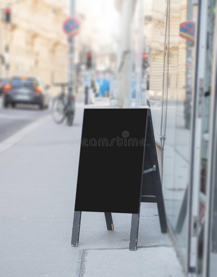 blackboard egzamin próbny up obraz royalty free