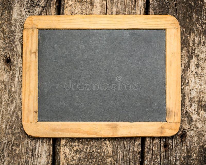 Blackboard puste miejsce fotografia royalty free