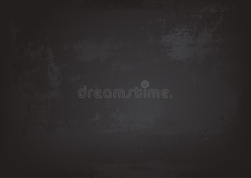 Blackboard tło z Textured szczegółami ilustracji