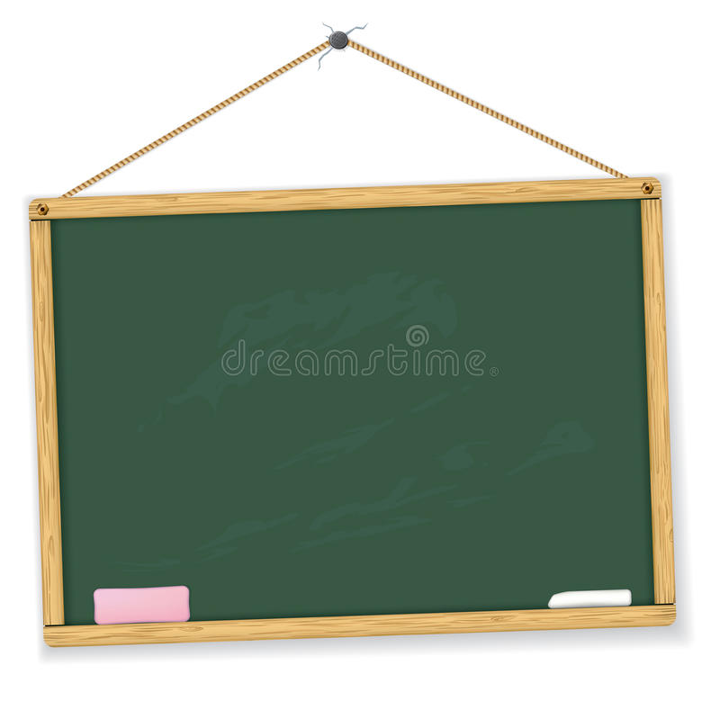 blackboard wektor ilustracja wektor