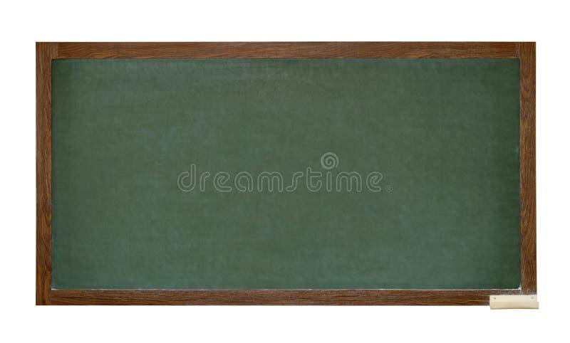 blackboard wycinanki zieleni szkoła zdjęcia stock
