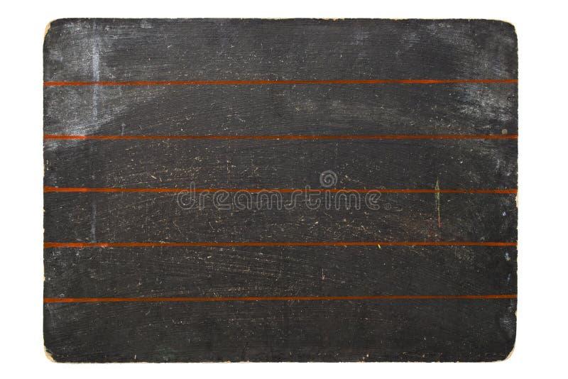 blackboardredband arkivbild