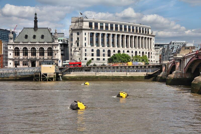 Blackfriars, Лондон стоковые фото