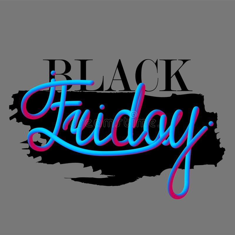 BlackFriday stock foto