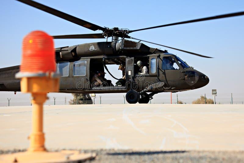 Blackhawk SH-60 stock image