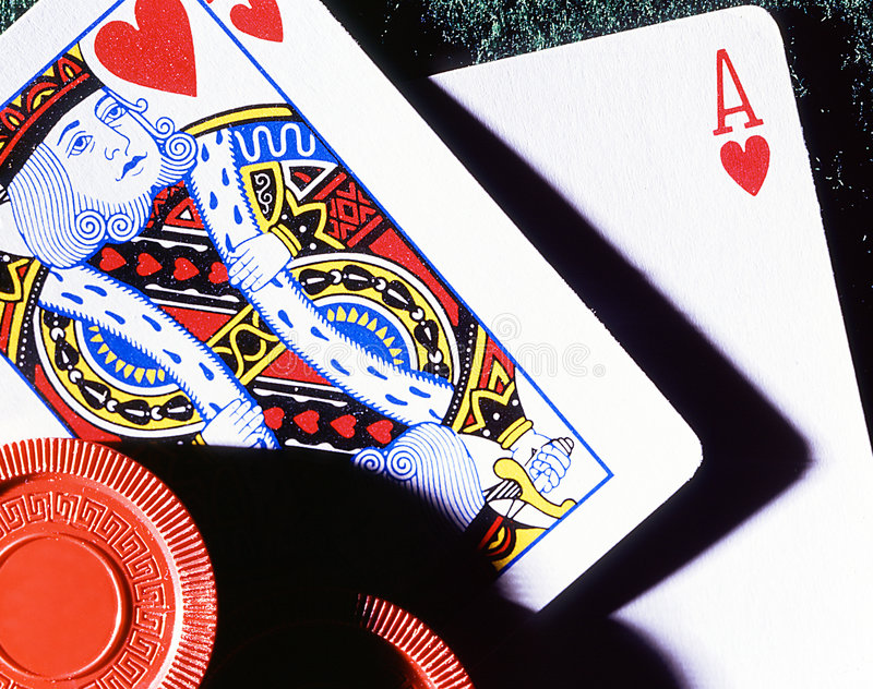 Blackjack stock afbeeldingen