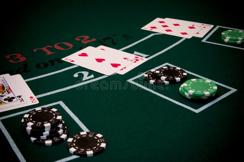 Blackjack 2 fotos de stock royalty free