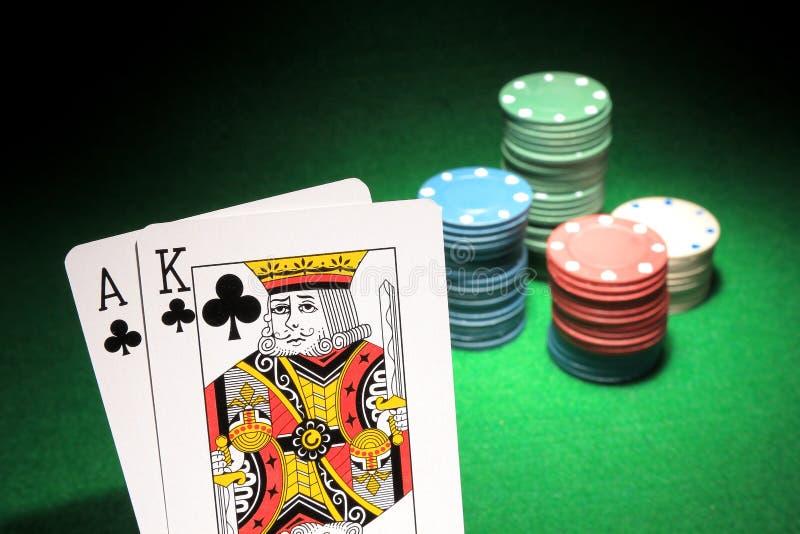 Blackjack zdjęcie royalty free