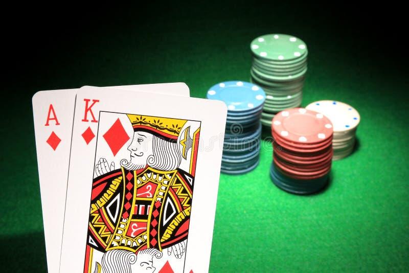 Blackjack number counting