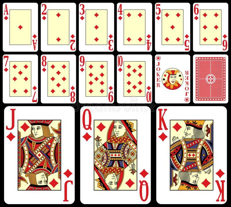 Free Blackjack Playing Cards [2] Stock Image - 7772171