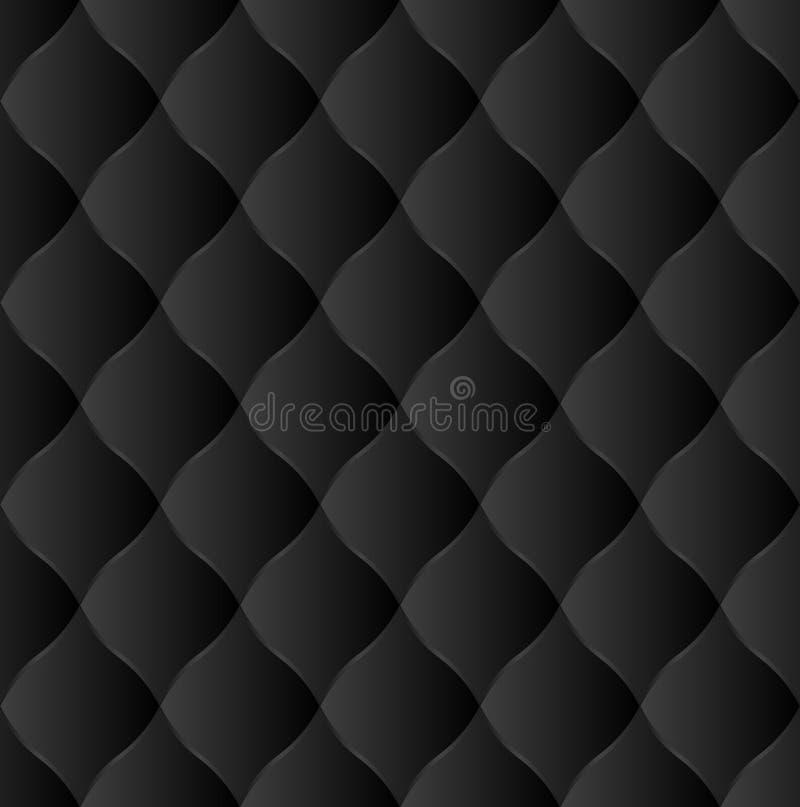 Blackl bakgrund vektor illustrationer
