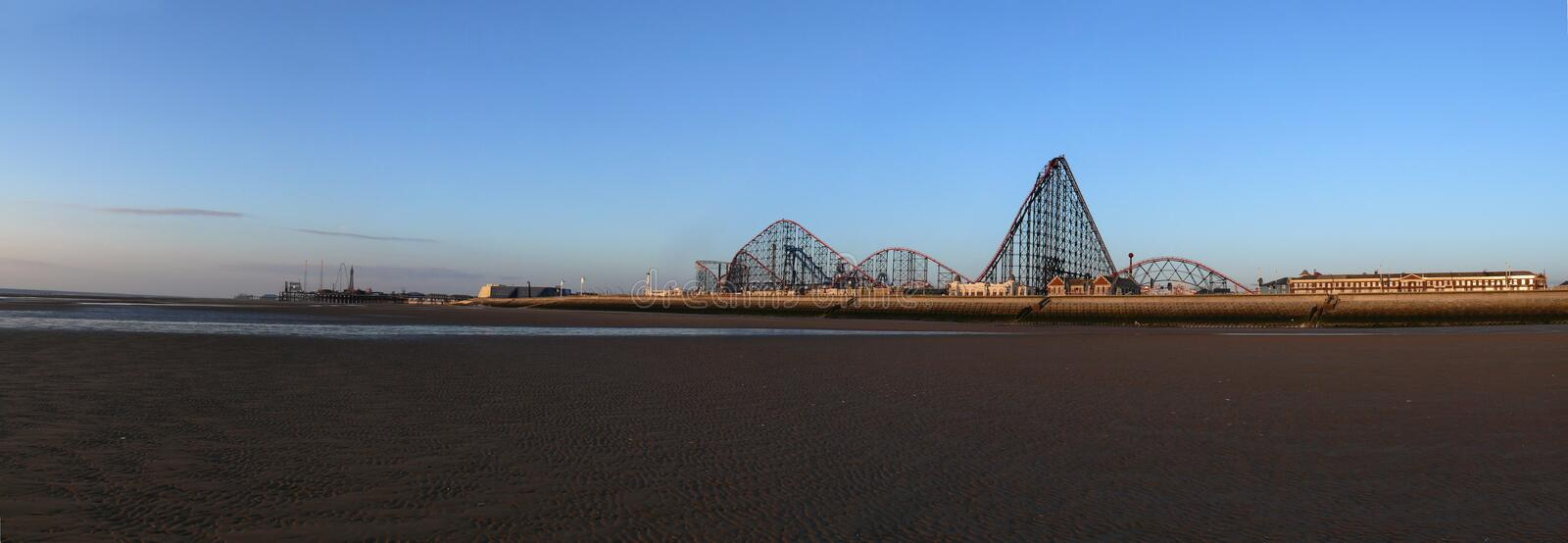 blackpool fotografia royalty free