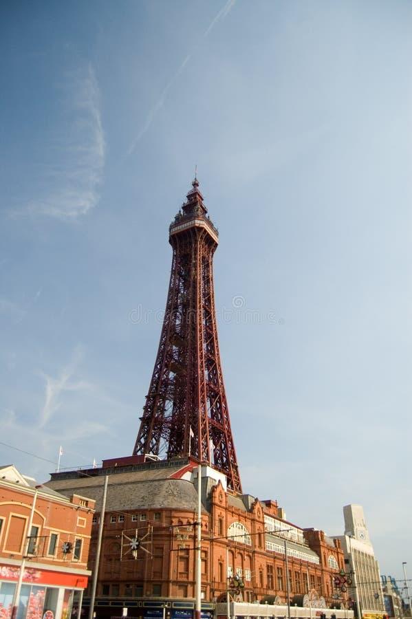 Download Blackpool arkivfoto. Bild av torn, england, sommar, gyckel - 991290
