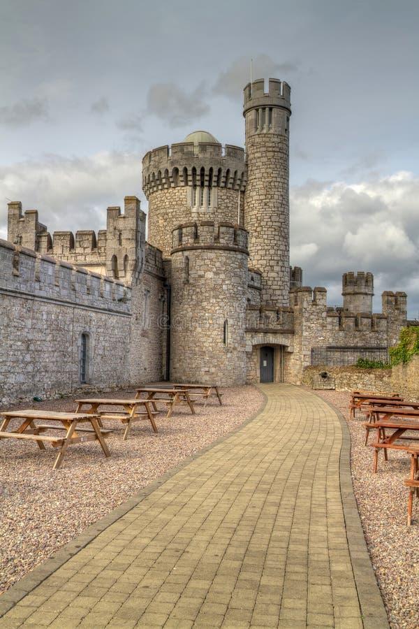 Blackrock Castle royalty free stock image