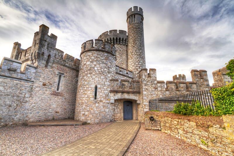 Blackrock Castle in Cork stock photo