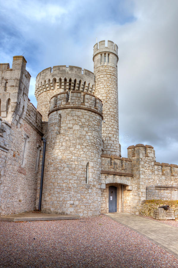Download Blackrock Castle Observatory In Cork City, Ireland Stock Photo - Image: 18850270
