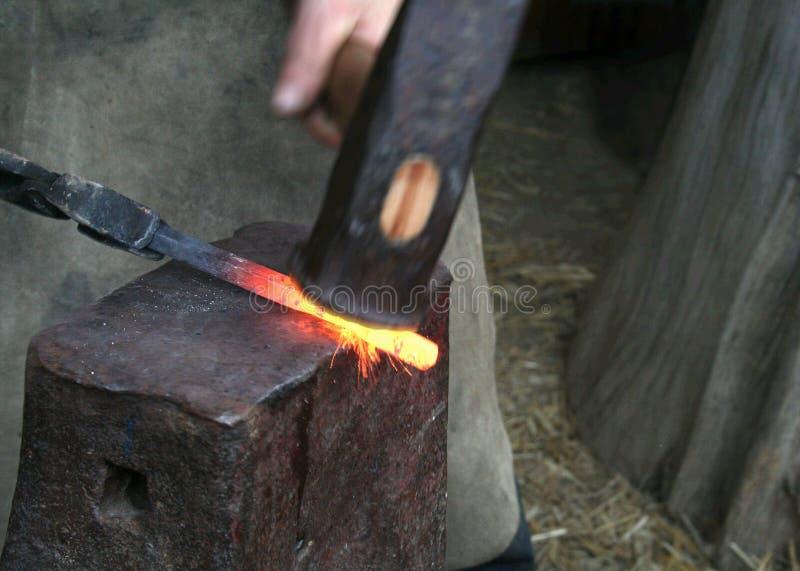 blacksmith стоковое изображение