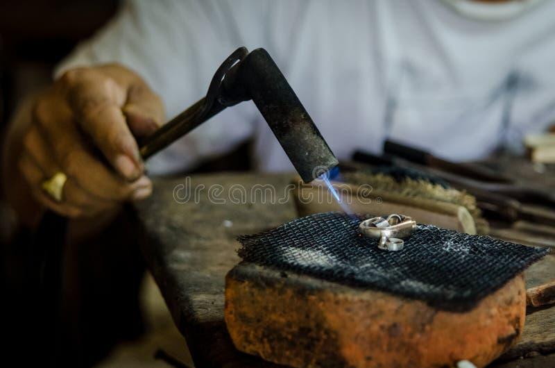 blacksmith obraz royalty free