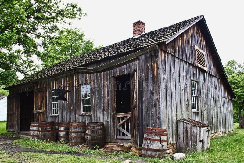 Download Blacksmith Shop stock photo. Image of spring, history - 12992638