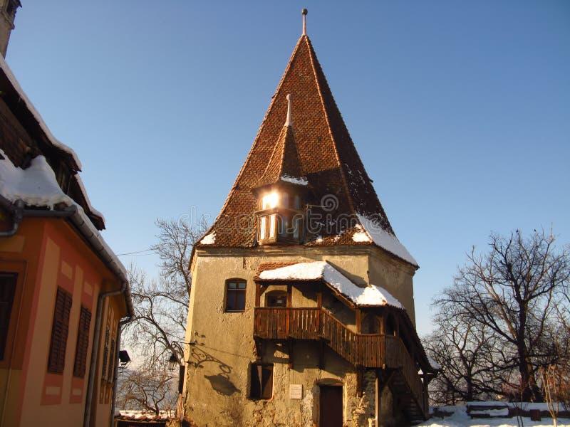 Blacksmiths Tower stock photos
