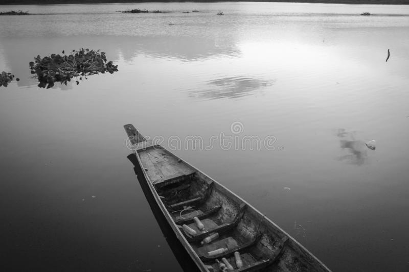Blackthaiboat stock photography