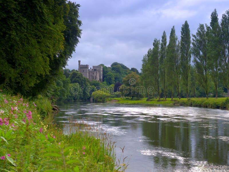 Blackwater de fleuve photos stock
