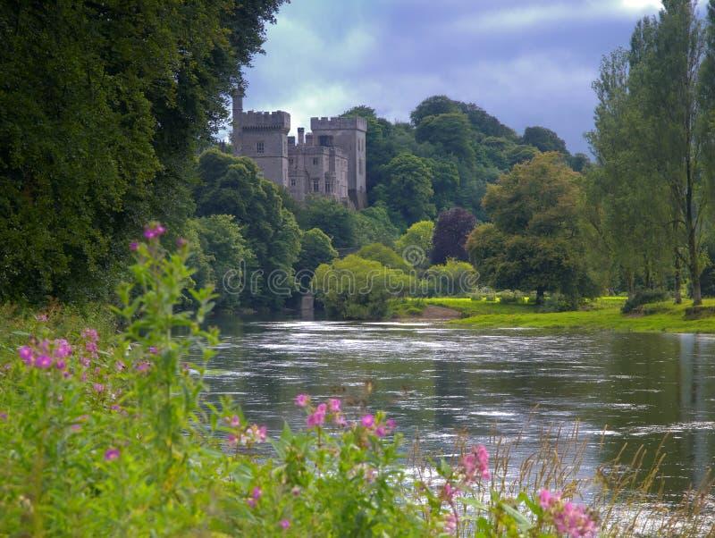 Blackwater del río fotografía de archivo libre de regalías