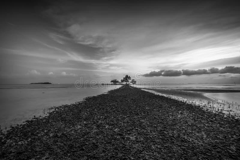 BlackWhite Photos at Batam Bintan Island Indonesia. Wonderful BlackWhite Photos at Batam Bintan Island Indonesia stock photos