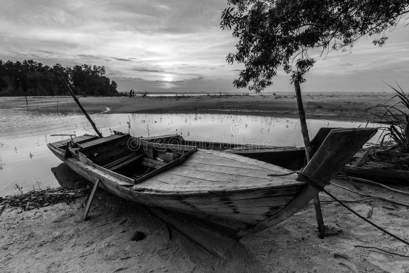 Blackwhite photos panorama of bintan island wonderful indonesia. Blackwhite photos panorama bintan island wonderful indonesia royalty free stock photos