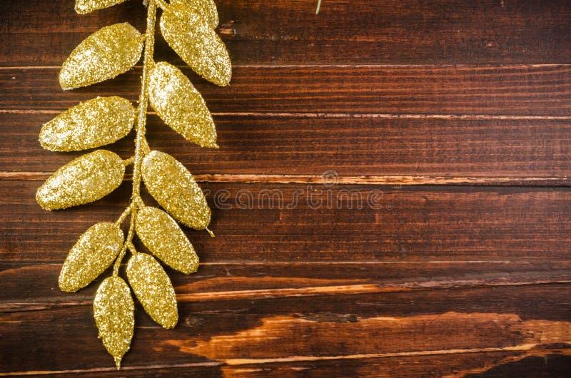 bladguld för garnering fotografering för bildbyråer