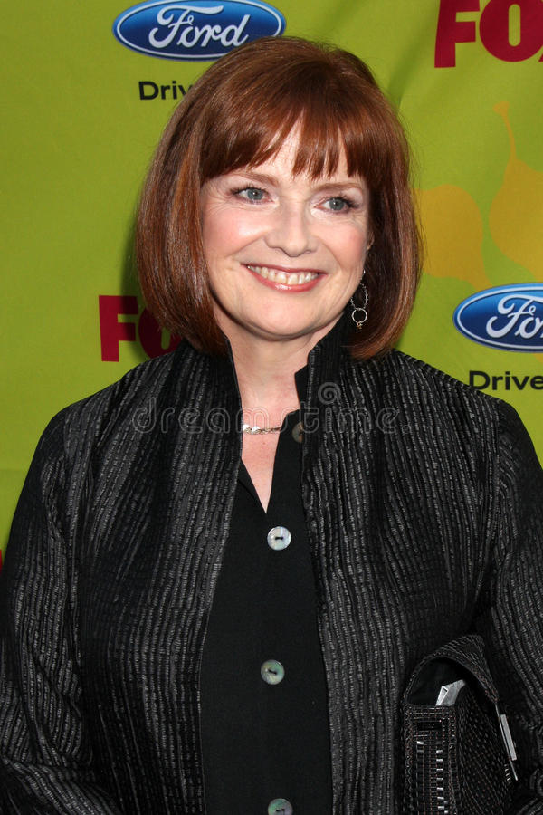 Blair Brown. Arriving at the FOX-Fall Eco-Casino Party at BOA Steakhouse in West Los Angeles, CA on September 14, 2009 stock photos